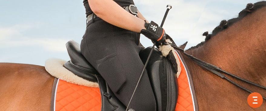 Comment avoir une main plus douce à cheval