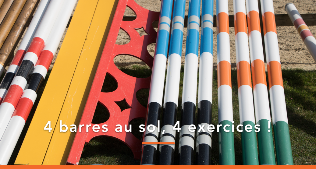 exercices barres au sol