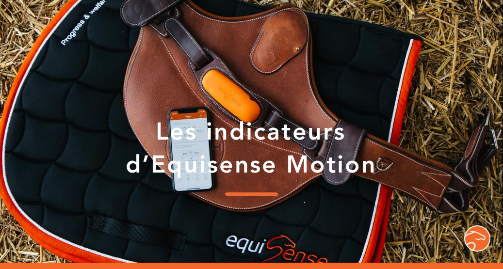 indicateurs equisense motion