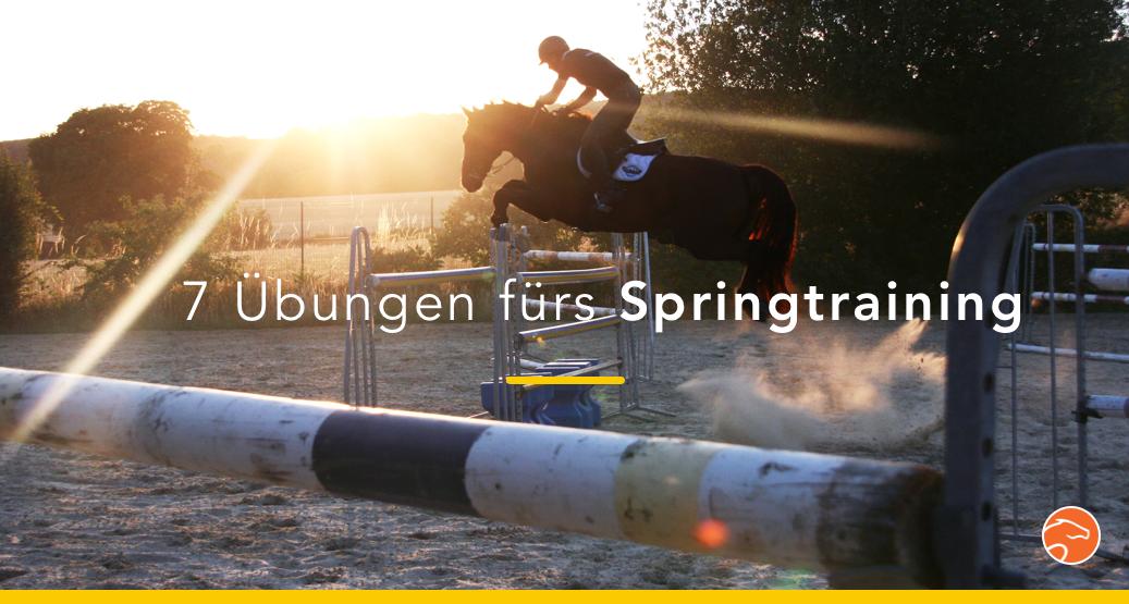 7 Übungen fürs Springtraining