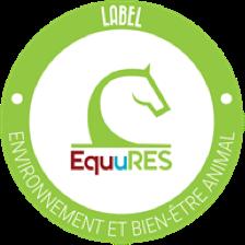 Das Label EquuRES zur Beurteilung von Reitsätllen