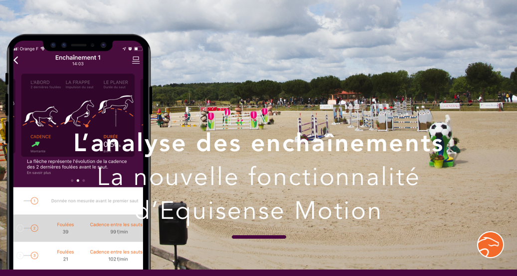 analyse des enchainements equisense motion