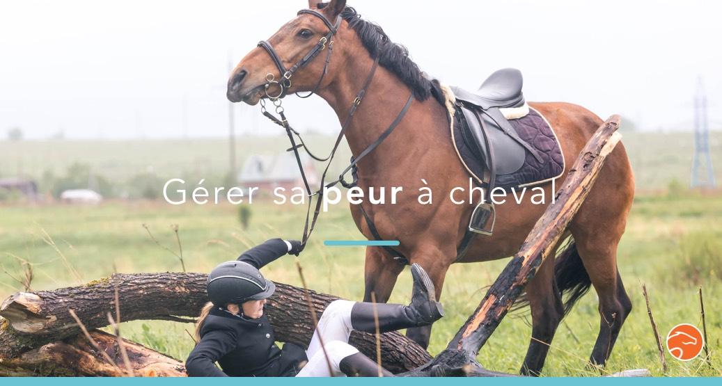 peur à cheval