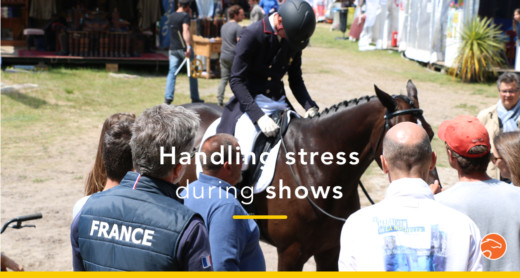 handling stress shows