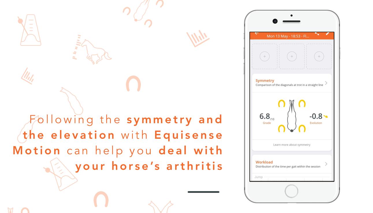 arthritis equisense motion