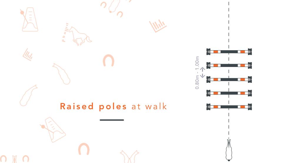 back to work raised poles