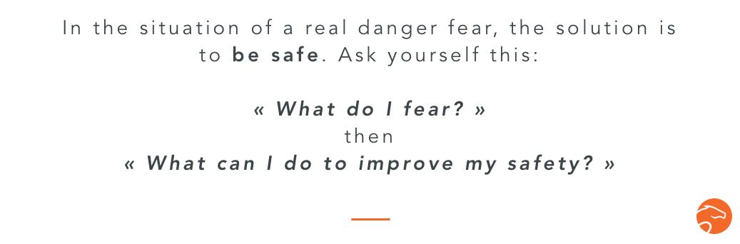 fear riding