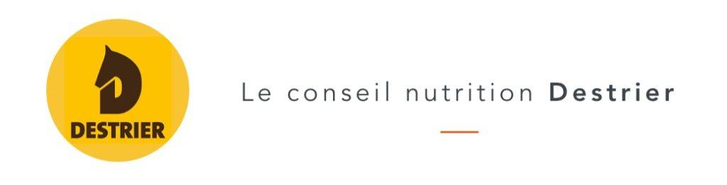 conseil nutrition Destrier