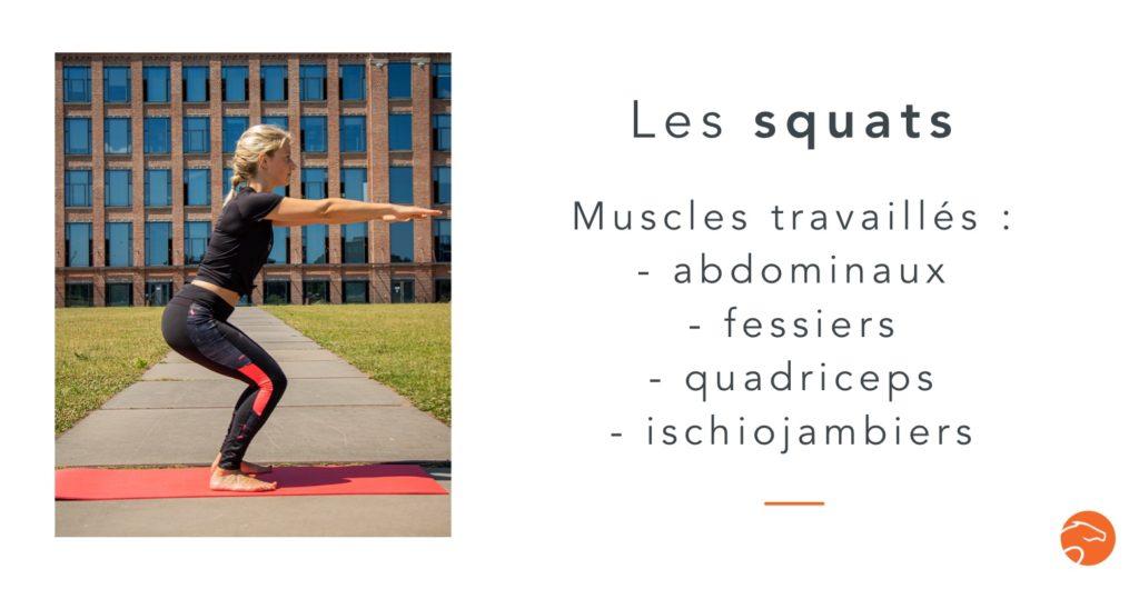 exercices de musculation spécial cavalier les squats