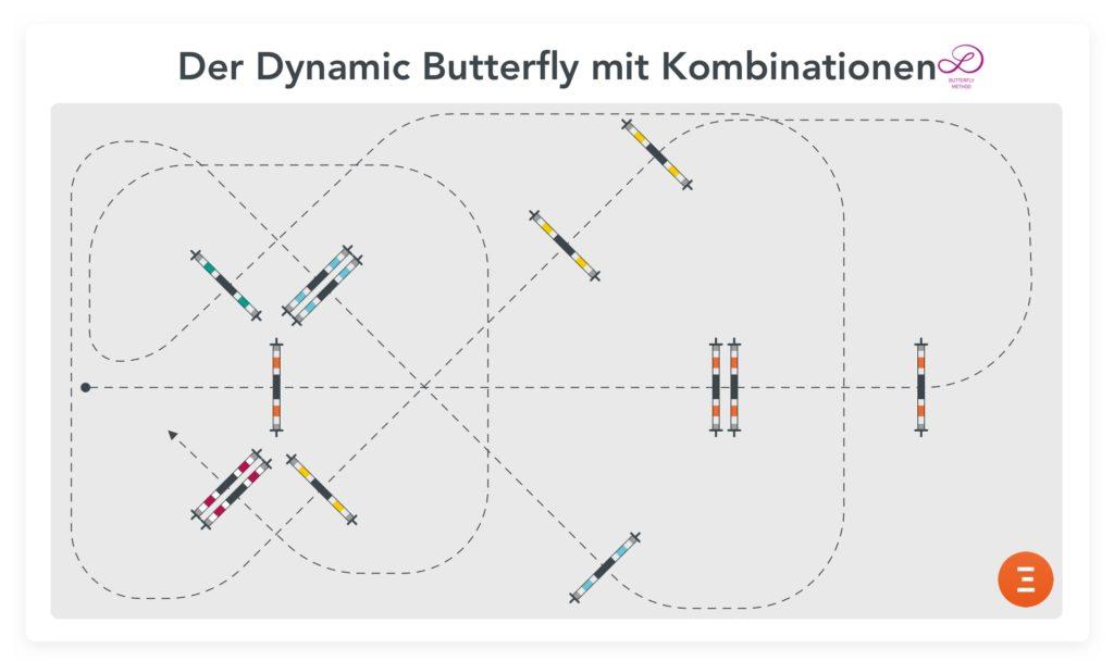 Der Dynamic Butterfly mit Kombinationen von Luciana Diniz